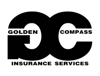 mark for GC GOLDEN COMPASS INSURANCE SERVICES, trademark #85918218