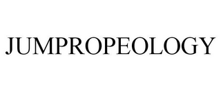 mark for JUMPROPEOLOGY, trademark #85918572