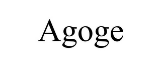 mark for AGOGE, trademark #85918620
