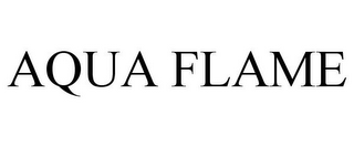 mark for AQUA FLAME, trademark #85918711