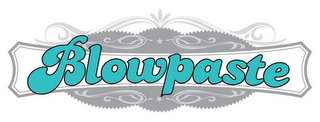 mark for BLOWPASTE, trademark #85918933