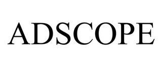 mark for ADSCOPE, trademark #85919044