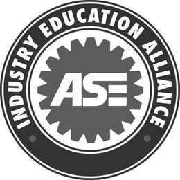 mark for ASE INDUSTRY EDUCATION ALLIANCE, trademark #85919994