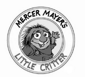 mark for MERCER MAYER'S LITTLE CRITTER, trademark #85920232