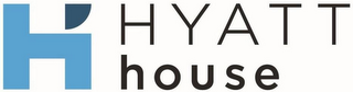 mark for H HYATT HOUSE, trademark #85920591