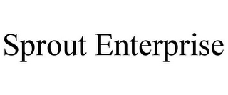 mark for SPROUT ENTERPRISE, trademark #85920655