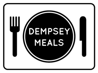 mark for DEMPSEY MEALS, trademark #85921022