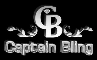 mark for CB CAPTAIN BLING, trademark #85921057