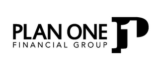 mark for PLAN ONE FINANCIAL GROUP P1, trademark #85921111