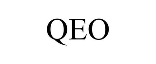 mark for QEO, trademark #85921228