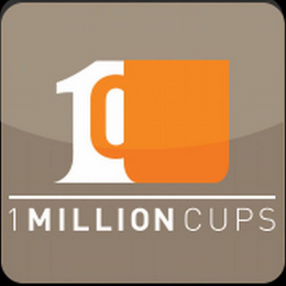 mark for 1 1 MILLION CUPS, trademark #85921260