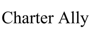 mark for CHARTER ALLY, trademark #85921843