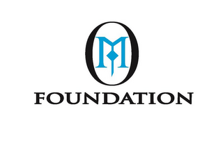mark for OM FOUNDATION, trademark #85922120