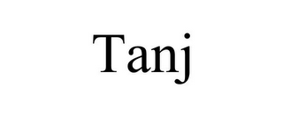 mark for TANJ, trademark #85922258