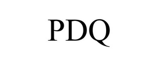 mark for PDQ, trademark #85922454