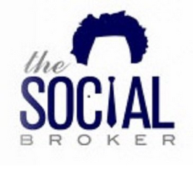 mark for THE SOCIAL BROKER, trademark #85922563