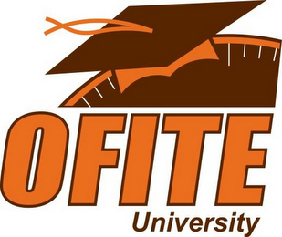 mark for OFITE UNIVERSITY, trademark #85922870