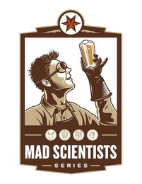 mark for MAD SCIENTISTS SERIES, trademark #85922913