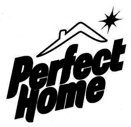 mark for PERFECT HOME, trademark #85923332