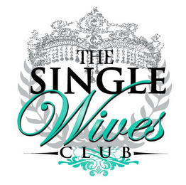 mark for THE SINGLE WIVES CLUB, trademark #85923714