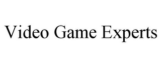 mark for VIDEO GAME EXPERTS, trademark #85924583