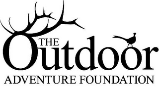 mark for THE OUTDOOR ADVENTURE FOUNDATION, trademark #85924752