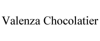 mark for VALENZA CHOCOLATIER, trademark #85924951