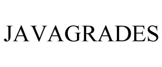 mark for JAVAGRADES, trademark #85925265