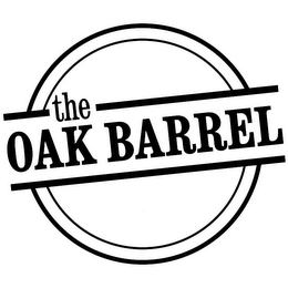 mark for THE OAK BARREL, trademark #85925290