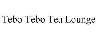 mark for TEBO TEBO TEA LOUNGE, trademark #85925366