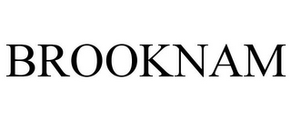 mark for BROOKNAM, trademark #85926248