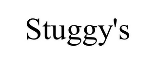 mark for STUGGY'S, trademark #85926425
