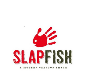 mark for SLAPFISH A MODERN SEAFOOD SHACK, trademark #85926429