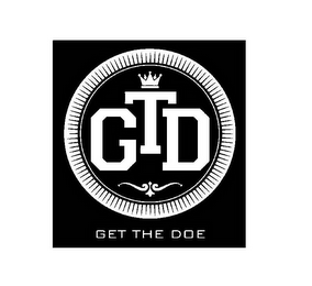 mark for GTD GET THE DOE, trademark #85926552