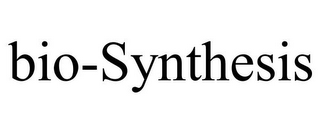 mark for BIO-SYNTHESIS, trademark #85926940