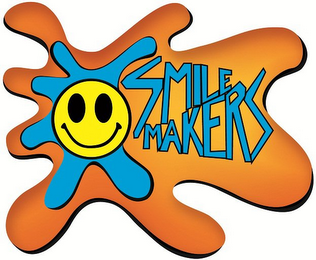 mark for SMILE MAKERS, trademark #85927325
