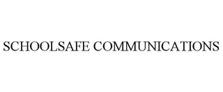 mark for SCHOOLSAFE COMMUNICATIONS, trademark #85927487