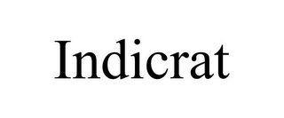 mark for INDICRAT, trademark #85927499