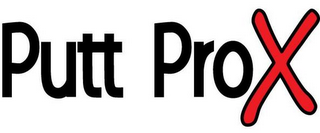 mark for PUTT PROX, trademark #85927761