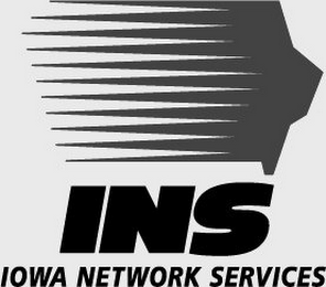 mark for INS IOWA NETWORK SERVICES, trademark #85927853