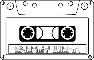 mark for ENERGY IWEAR, trademark #85927949