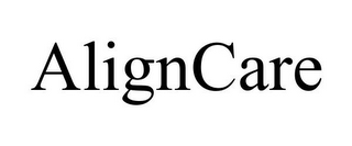 mark for ALIGNCARE, trademark #85928045