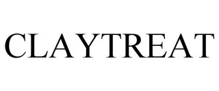 mark for CLAYTREAT, trademark #85928207