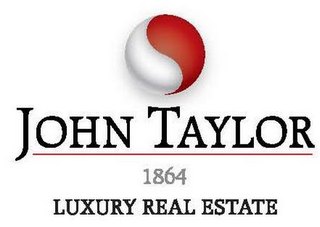 mark for JOHN TAYLOR 1864 LUXURY REAL ESTATE, trademark #85928338