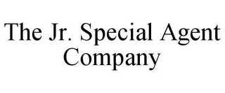 mark for THE JR. SPECIAL AGENT COMPANY, trademark #85928470