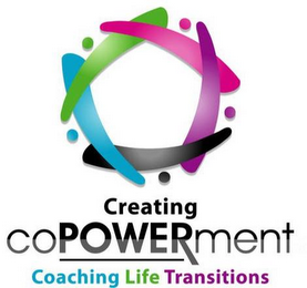 mark for CREATING COPOWERMENT COACHING LIFE TRANSITIONS, trademark #85929618