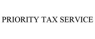 mark for PRIORITY TAX SERVICE, trademark #85929661