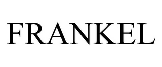 mark for FRANKEL, trademark #85930532