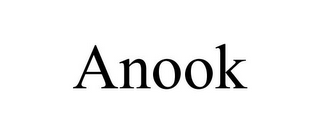 mark for ANOOK, trademark #85930665