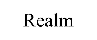 mark for REALM, trademark #85930680